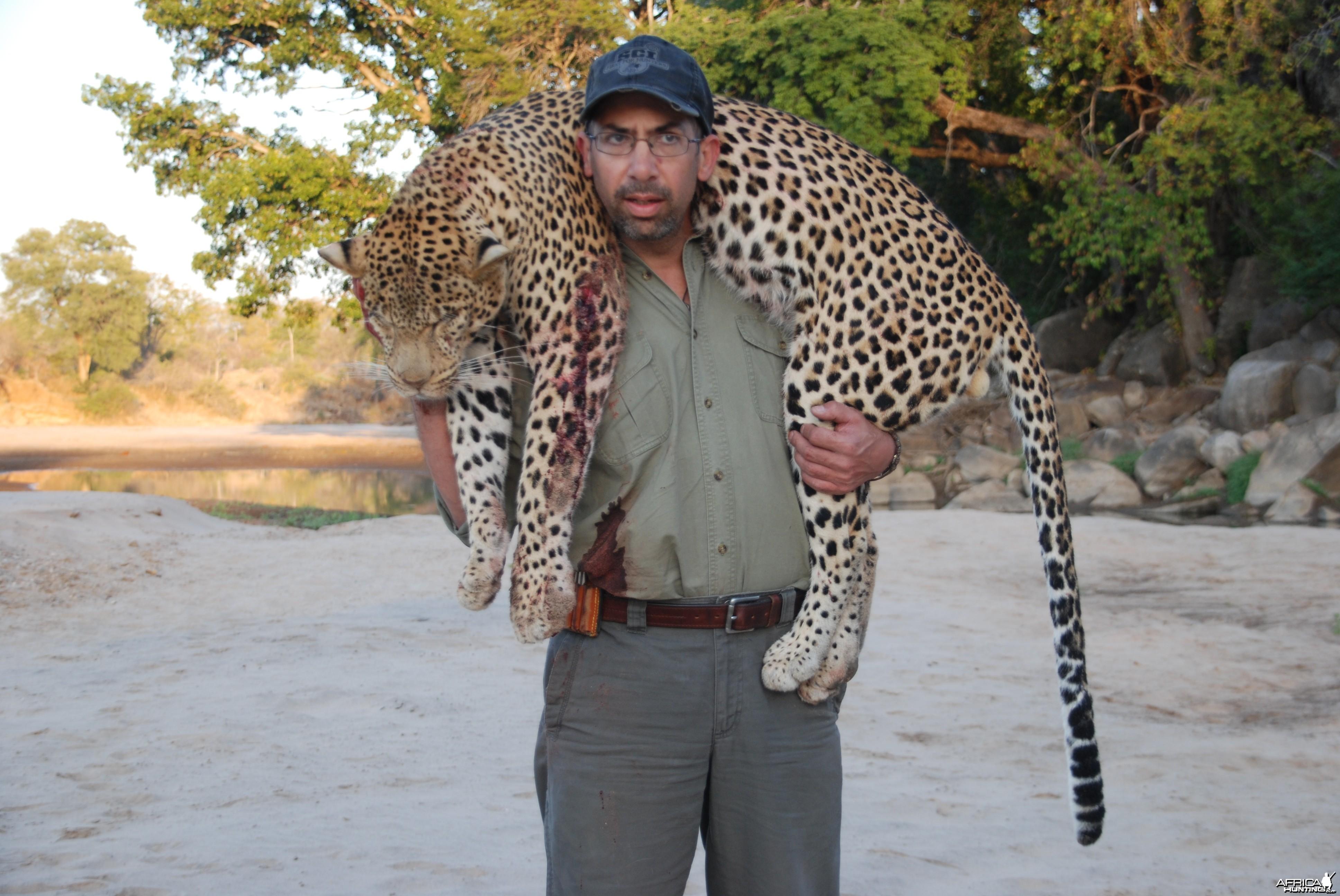 Zimbabwe Leopard 2012