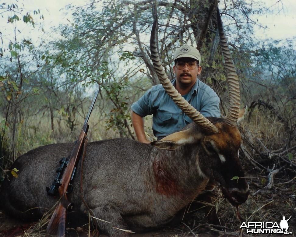Waterbuck 1995