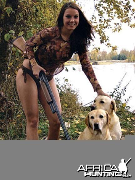 Hunting Girls