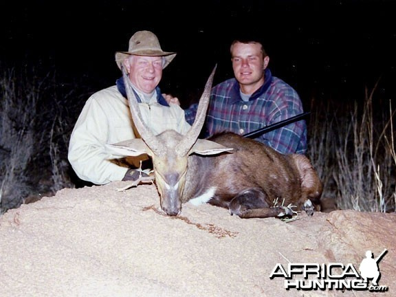 Bushbuck taken in Limpopo Spouth Africa