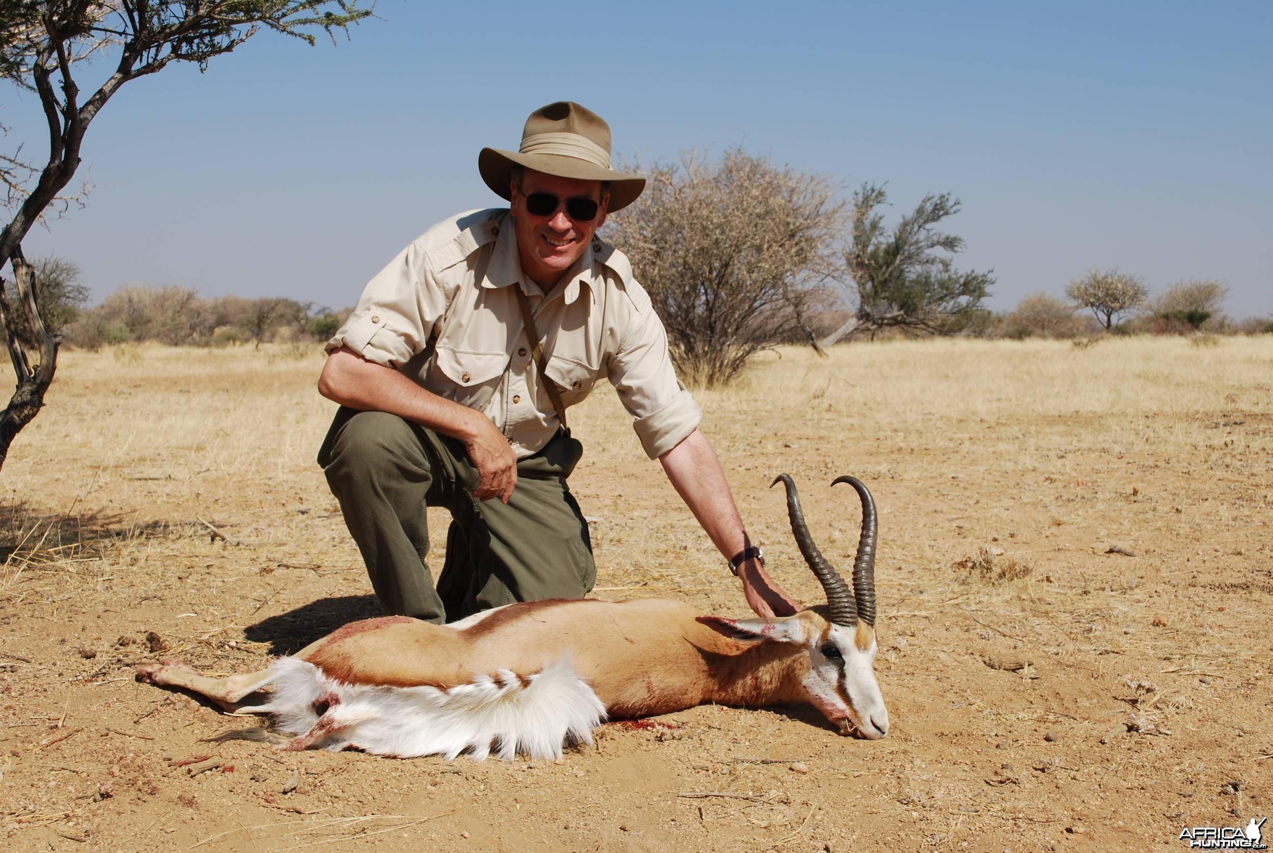 Gold Medal Springbok