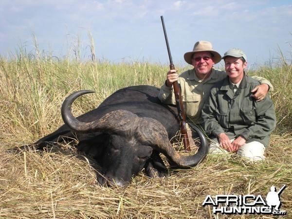 Kigosi Cape Buffalo 42,5
