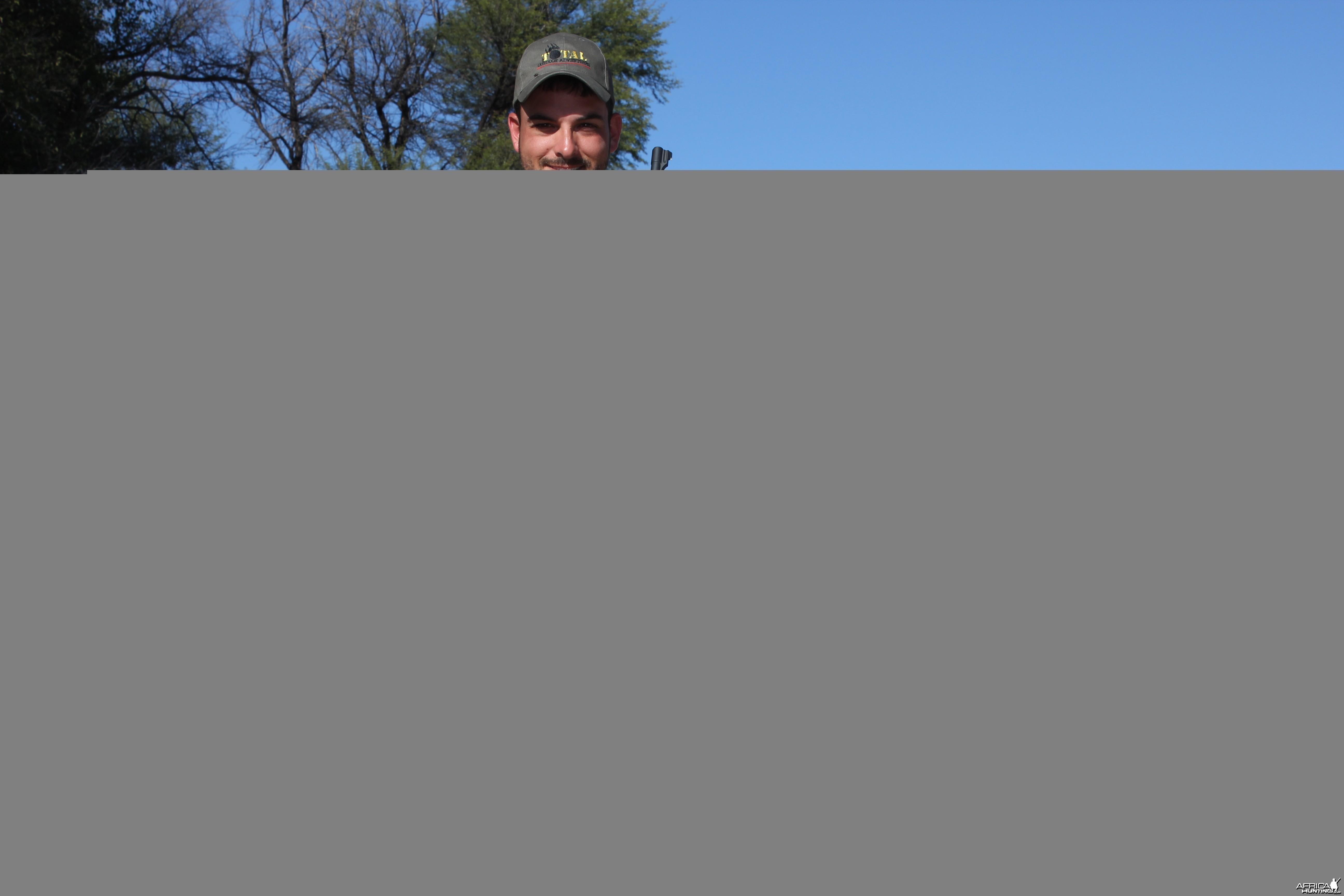 Warthog Namibia 2012