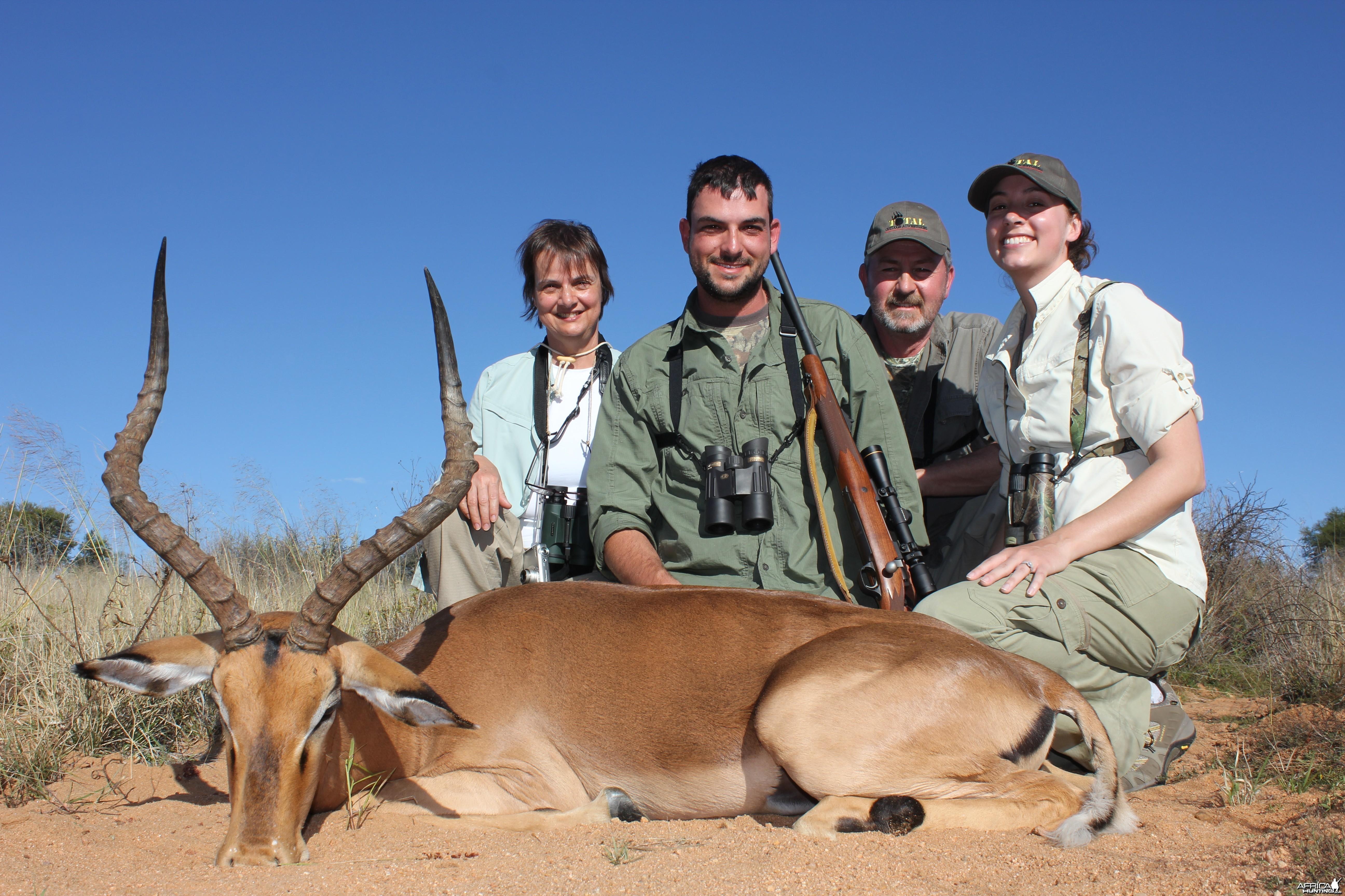 Impala Namibia 2012