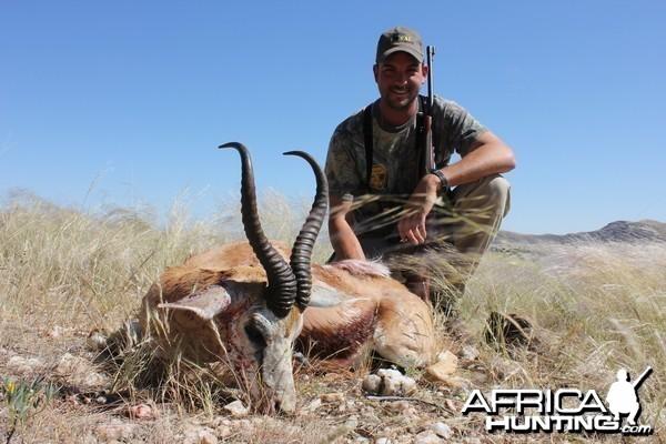 Springbok Namibia 2012