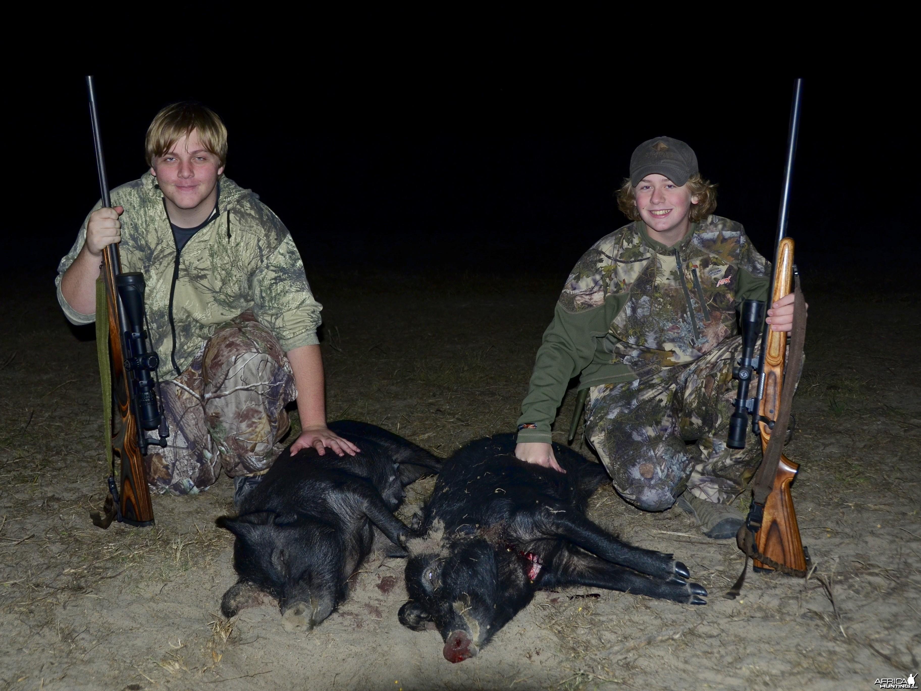 Hog Control
