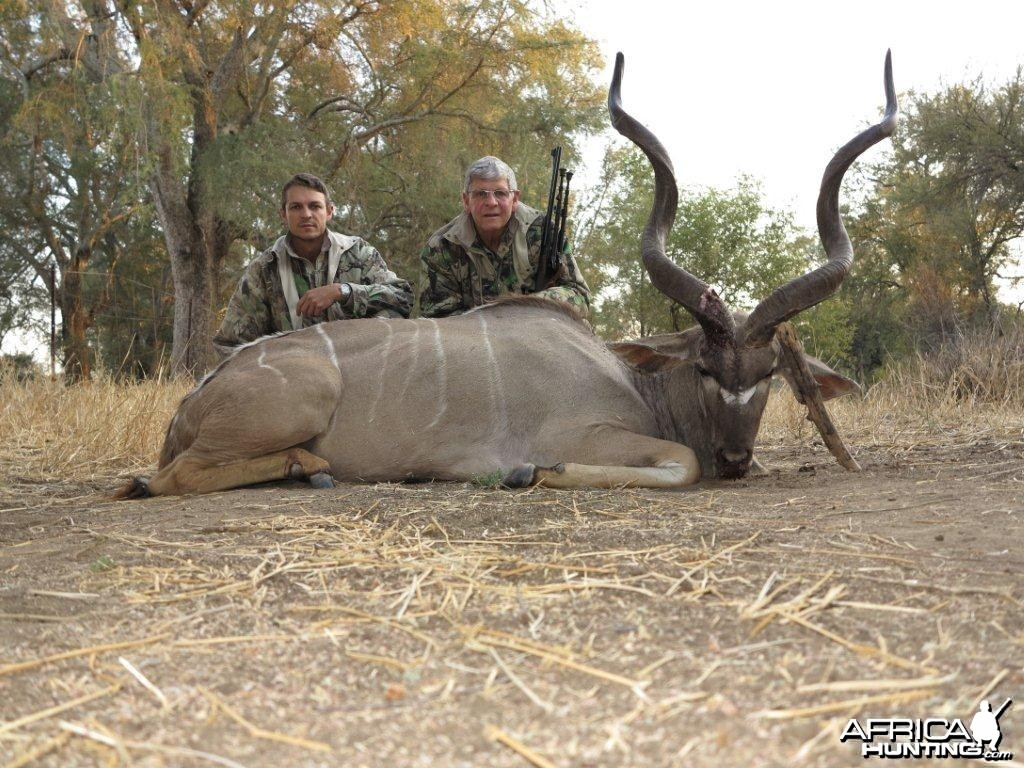 "Dads Kudu Bull 52.5"""