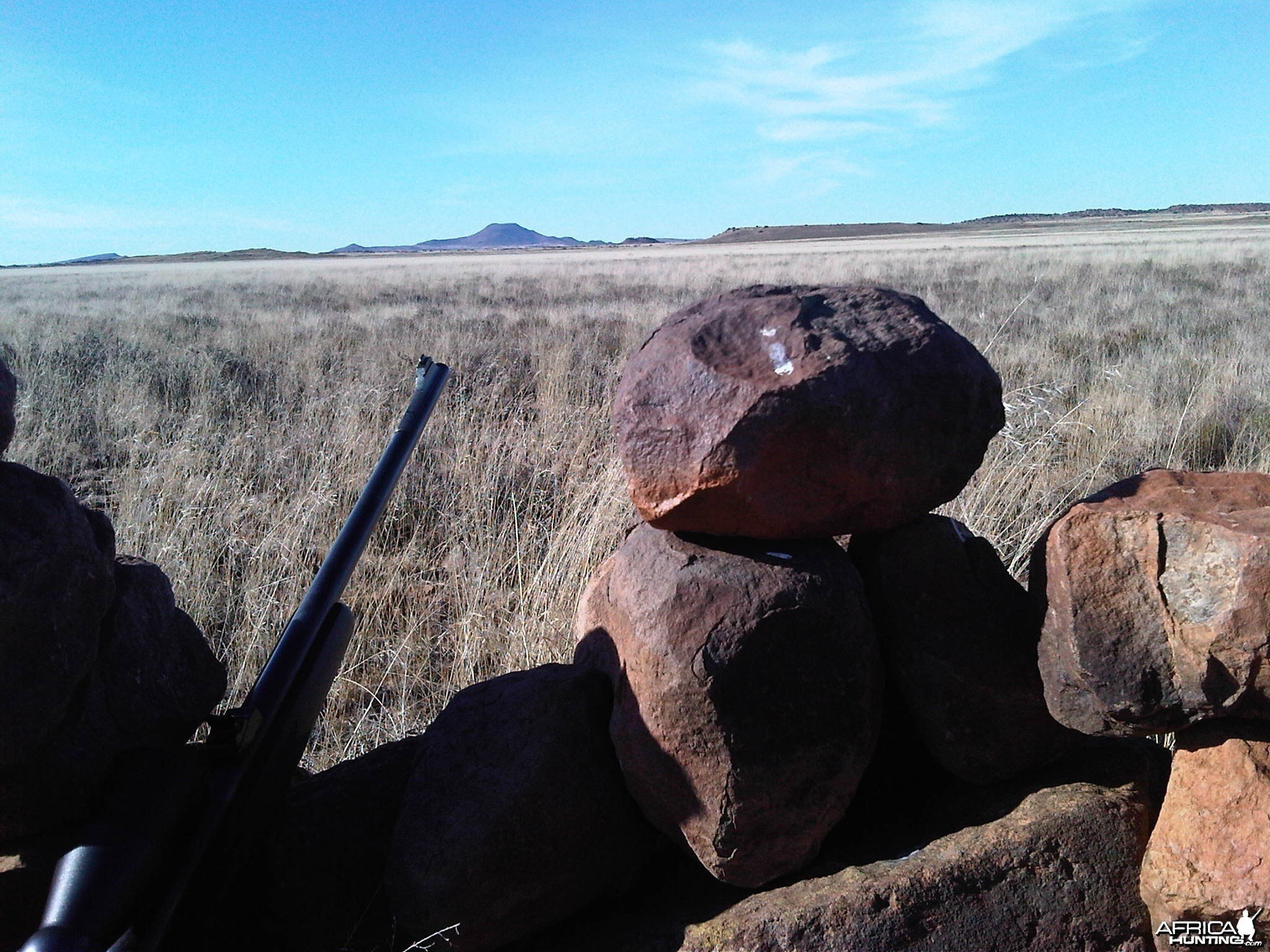 Karoo Hunting Blind