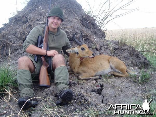 Kigosi Bohor Reedbock Tanzania