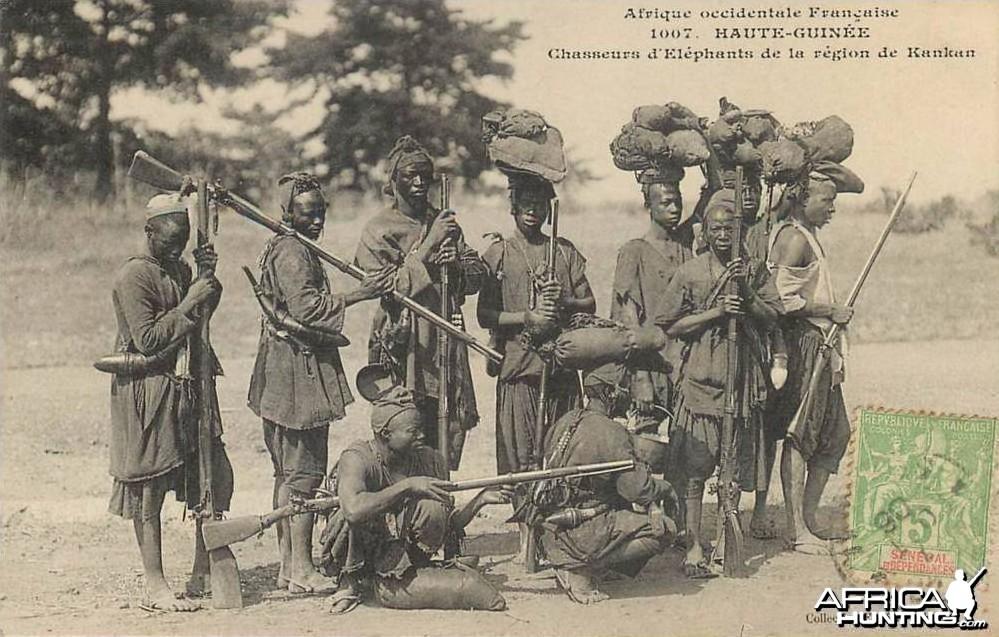 Elephant Hunters