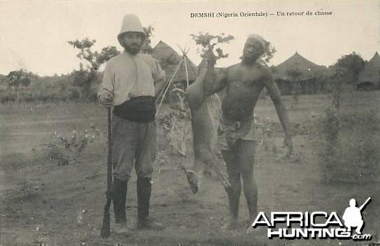 Hunting Duiker Nigeria