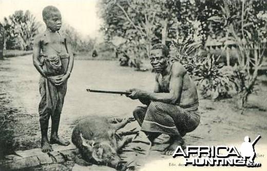Hunting Gabon