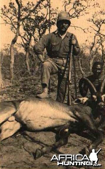Hunting Roan