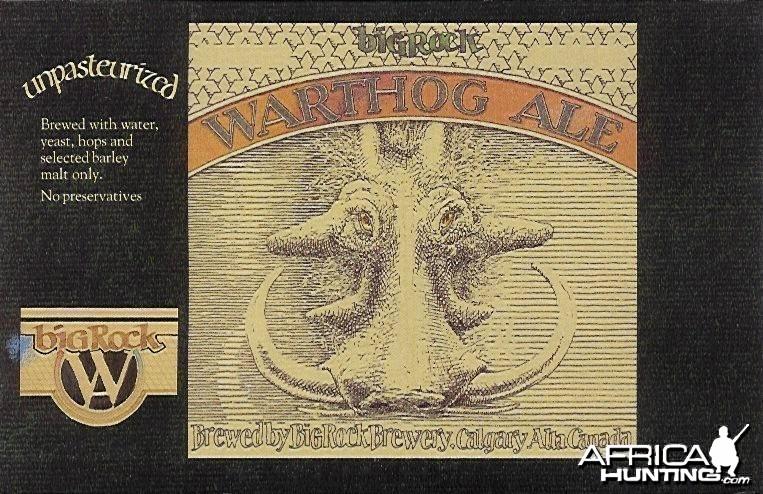 Warthog Ale