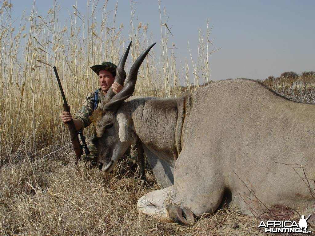 Another Pic of Mark's Eland