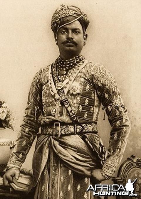 Umed Singh II Maharaja of Kotah