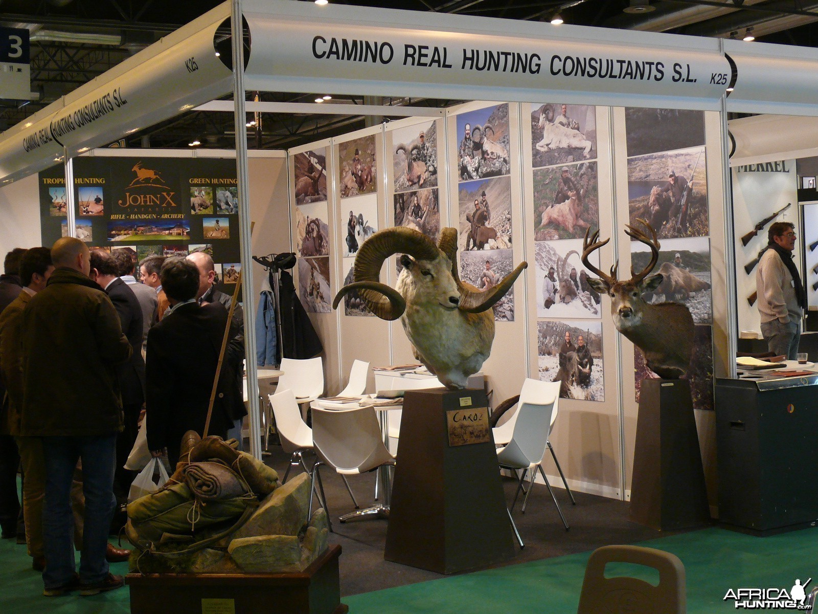 Cinegetica Hunting Show in Madrid Spain