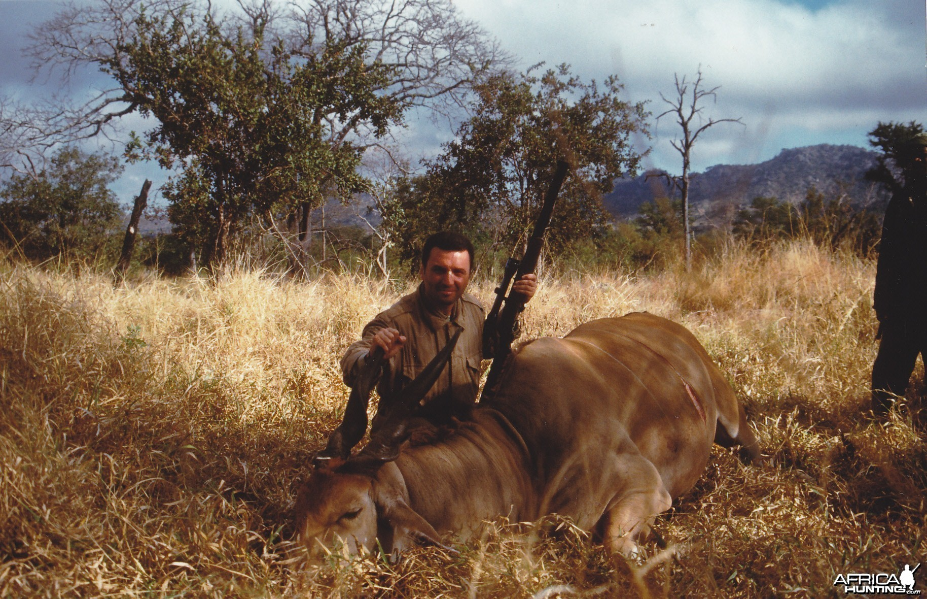 Livingston Eland trophy