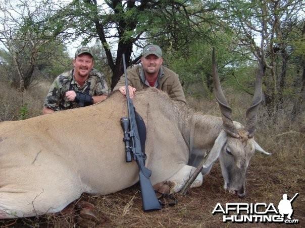 Eland South Africa