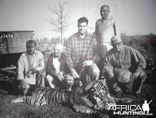 Tiger Mahara Kumar Vizzy