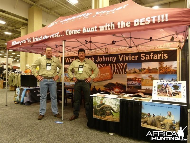Dallas Safari Club Convention 2013
