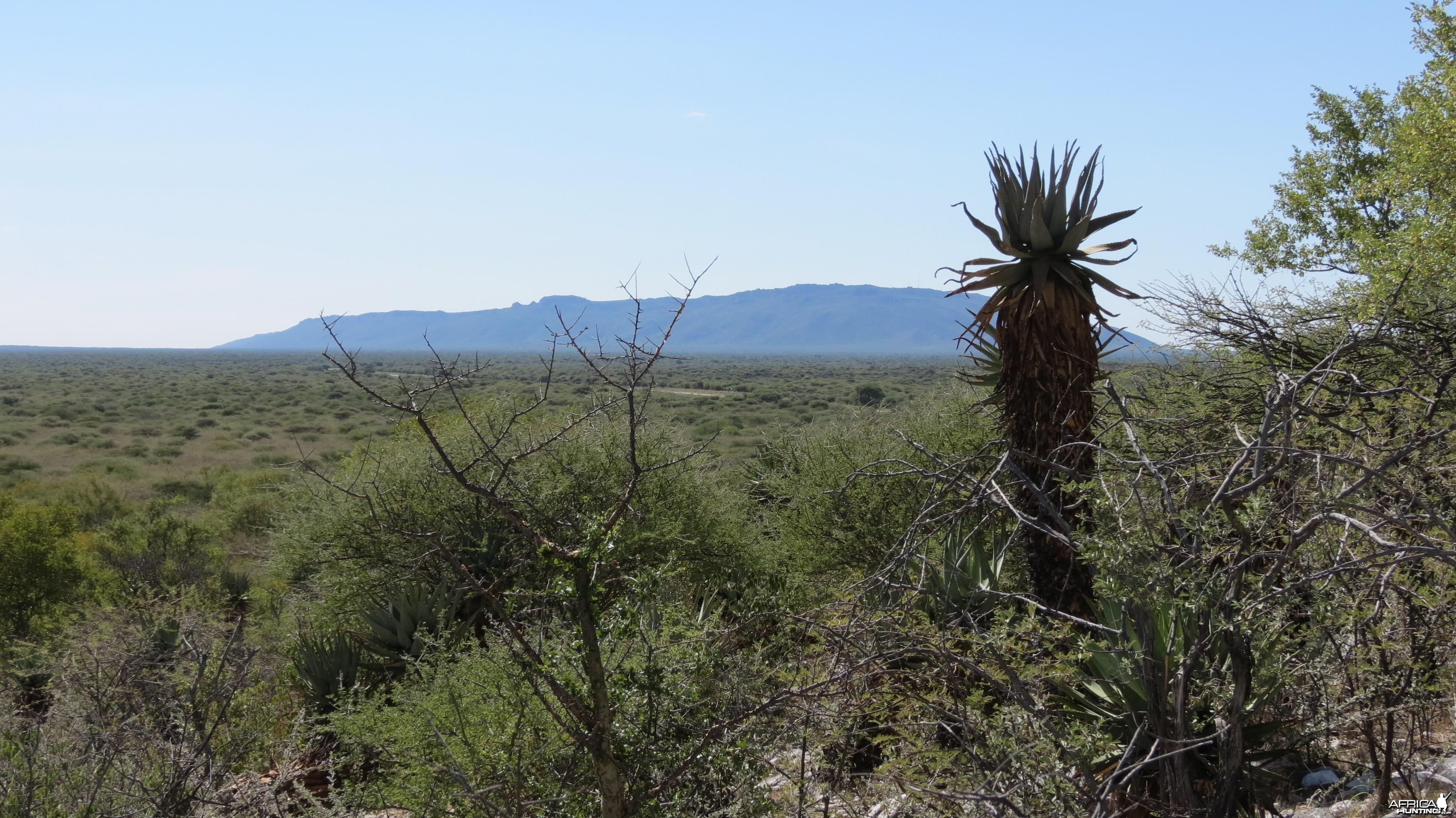 Small Waterberg Plateau Namibia