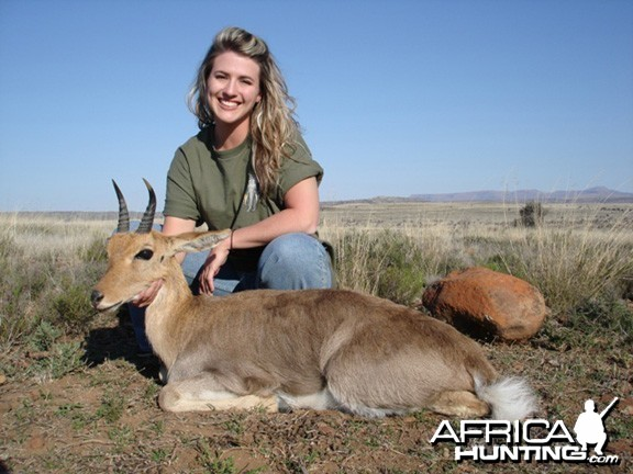Mountain Reedbuck South Africa