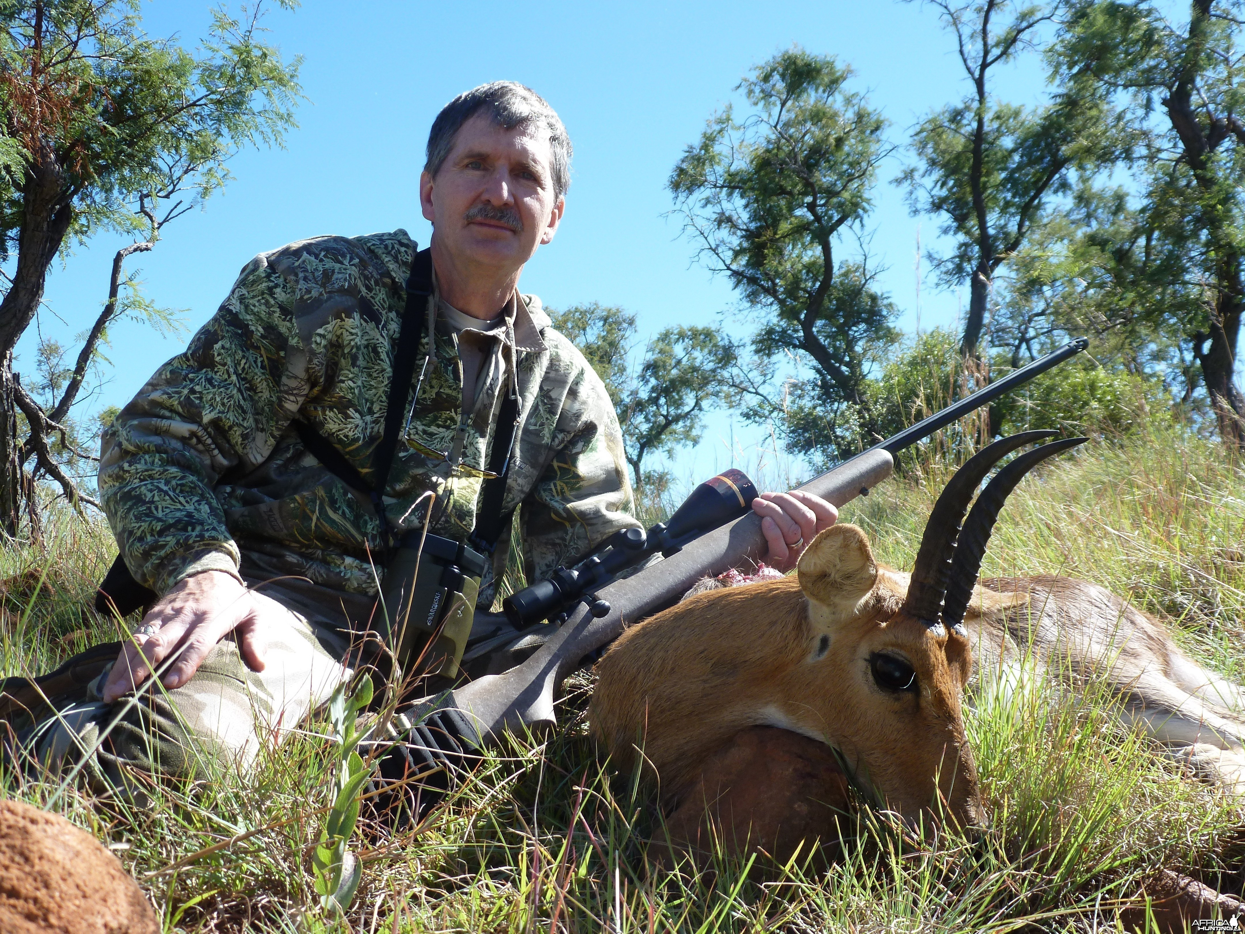 "7 5/8"" Southern Reedbuck"