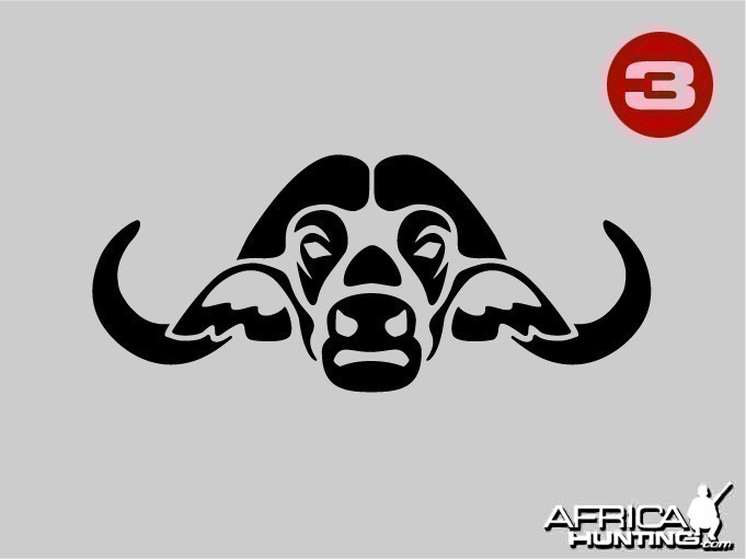 Cape Buffalo Logo