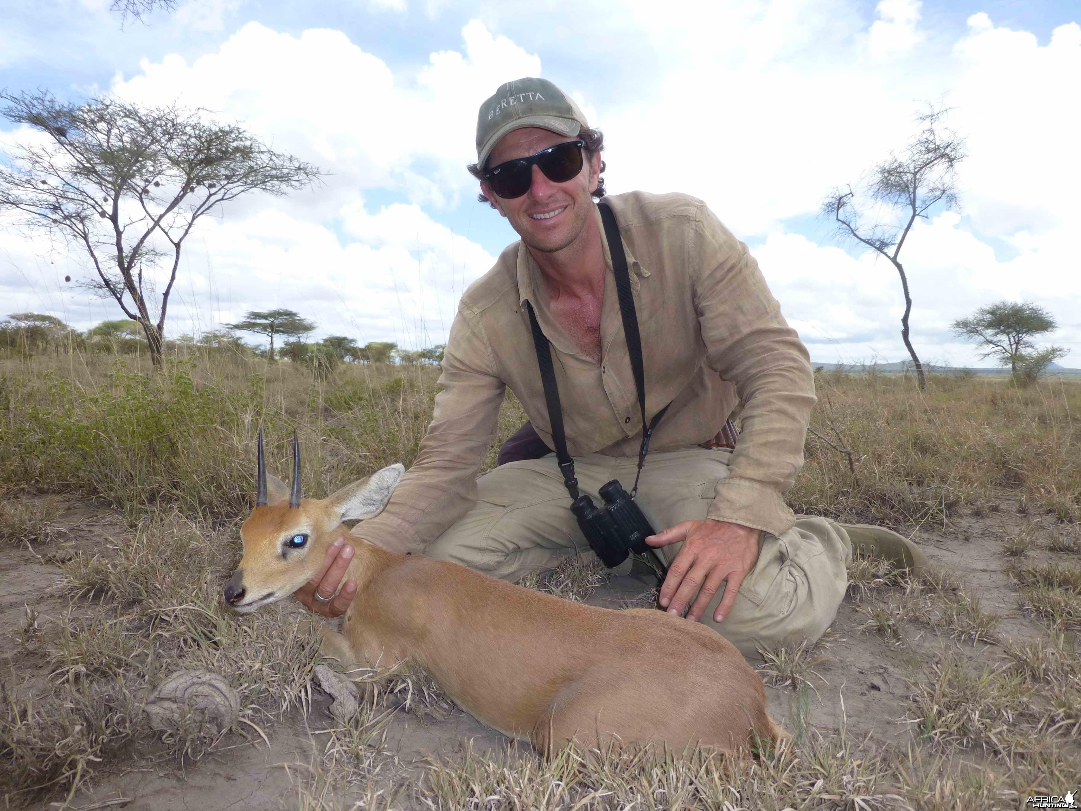 Steenbuck Tanzania