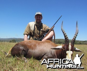 Blesbok Early 2013 season