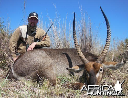 Waterbuck Early 2013 Season