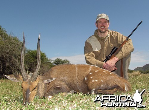 Bushbuck Early 2013 seasoon