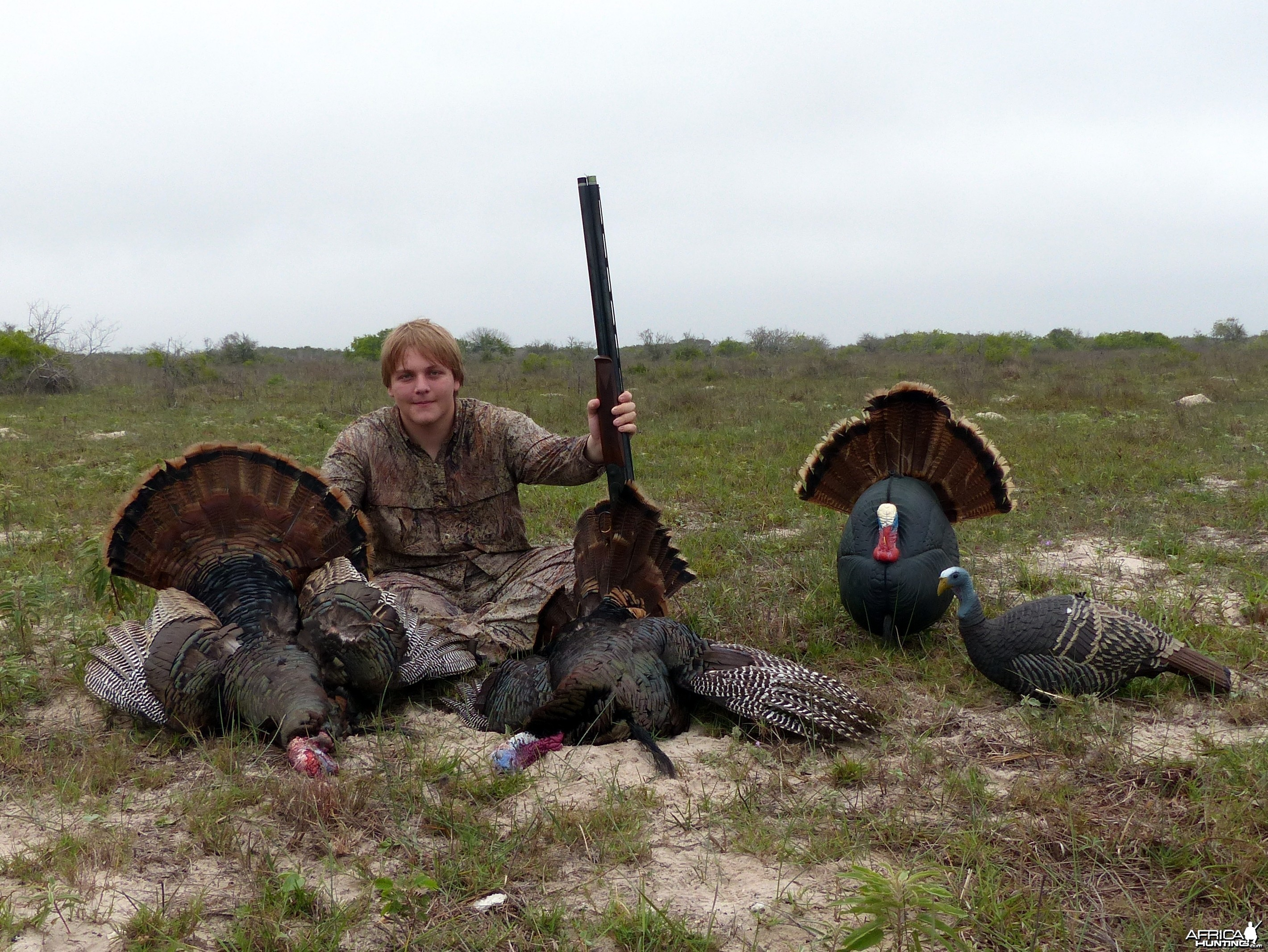2013 Texas Spring Turkey Season