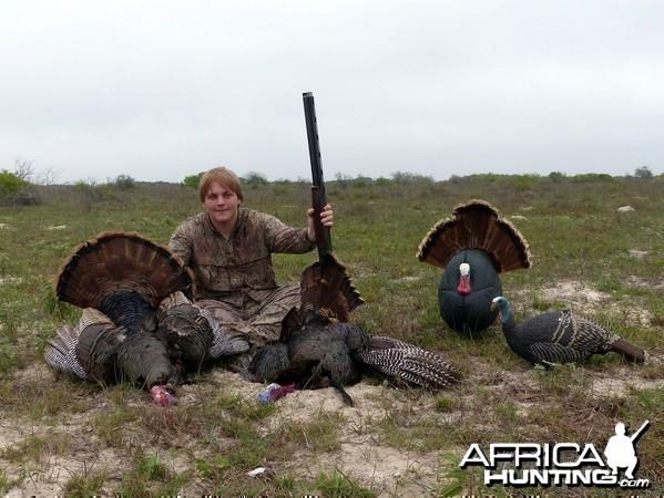 2013 Texas Spring Turkey Season