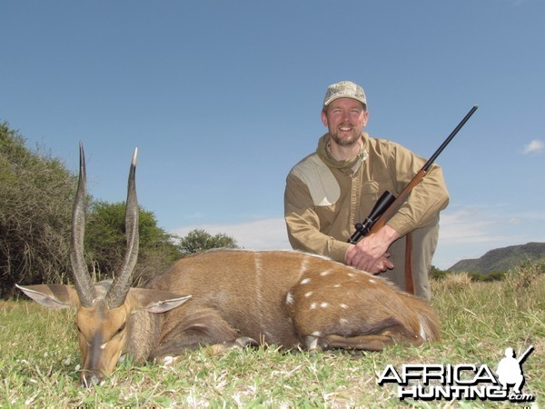 Safari Afrika April 2013 Hunt, Limpopo Province