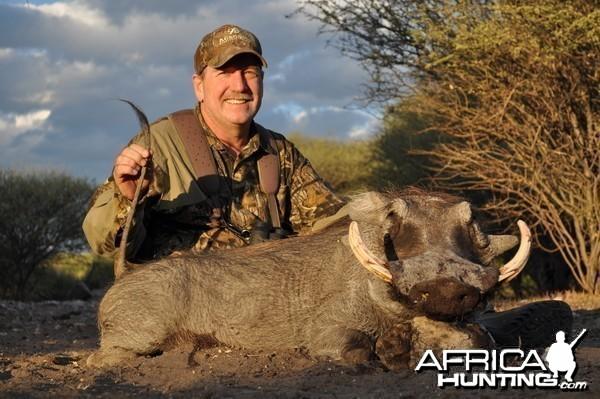 First Warthog