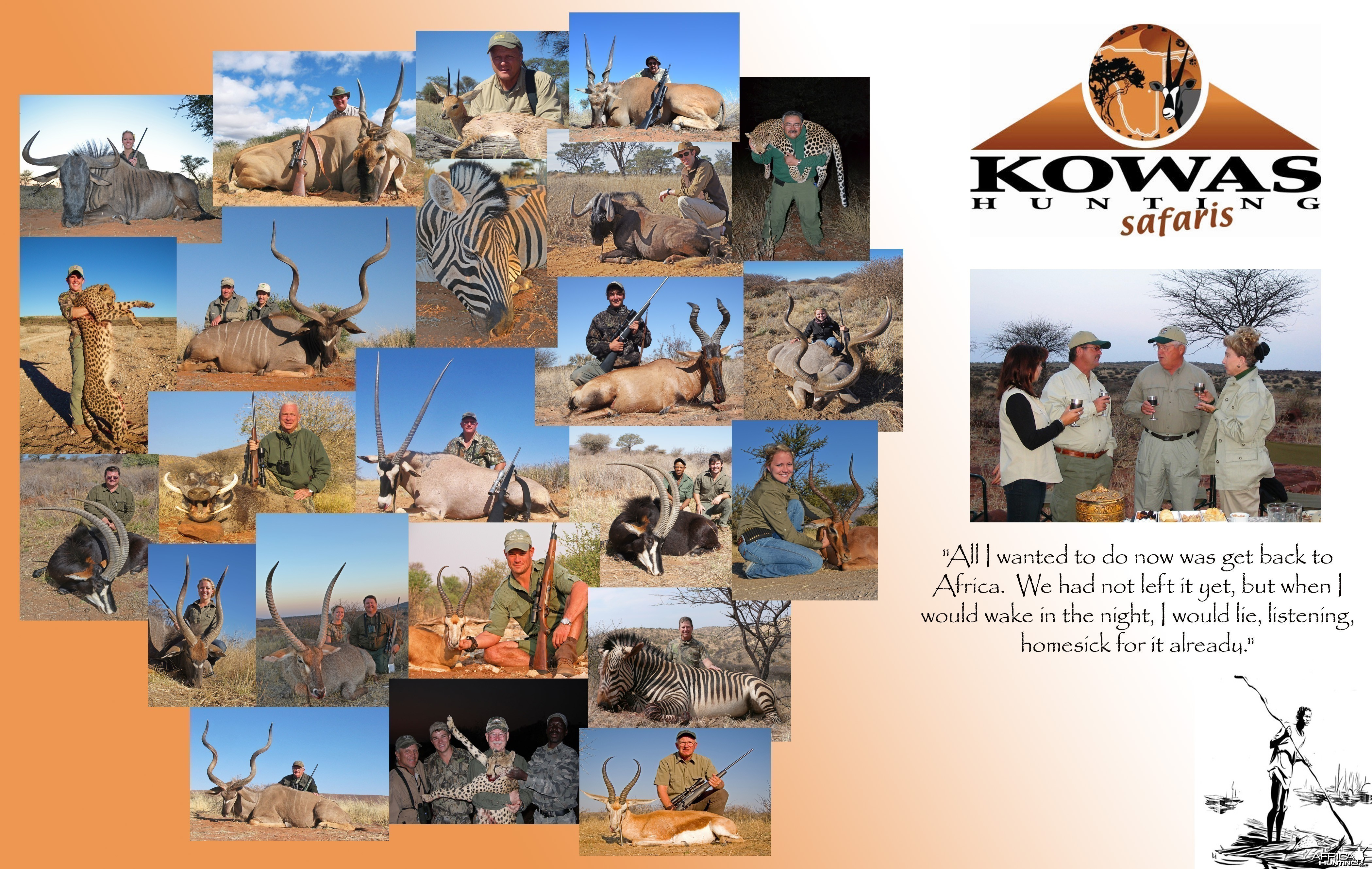 Kowas Hunting Safaris
