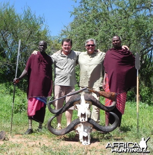 Massai Buffalo