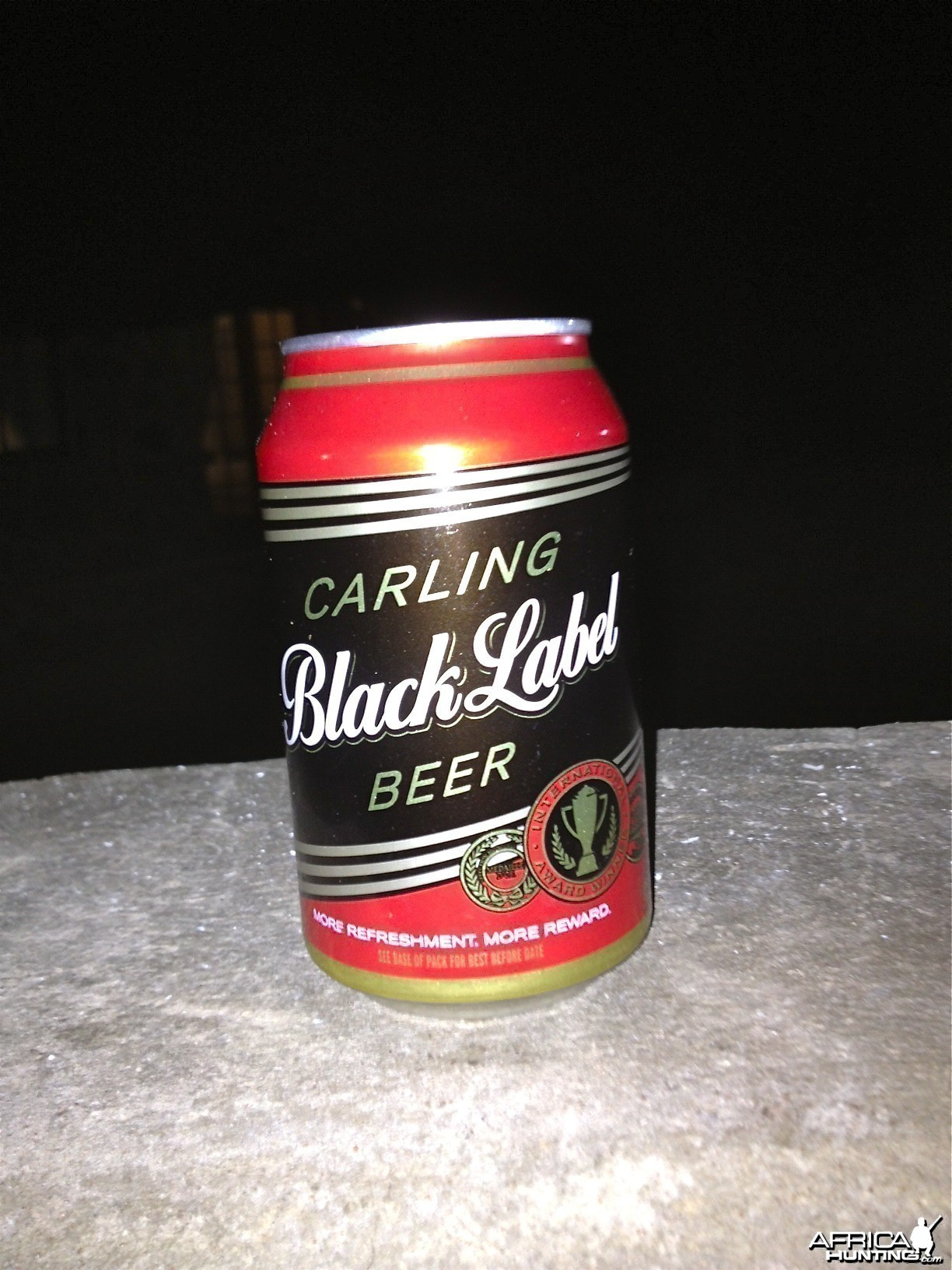 Carling Black Label Beer