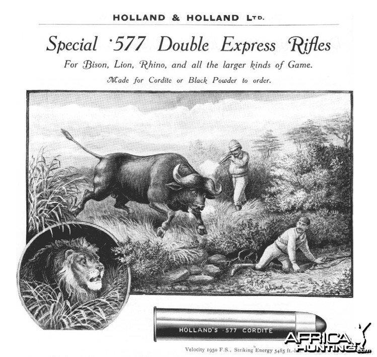 Holland & Holland 1910 Catalog