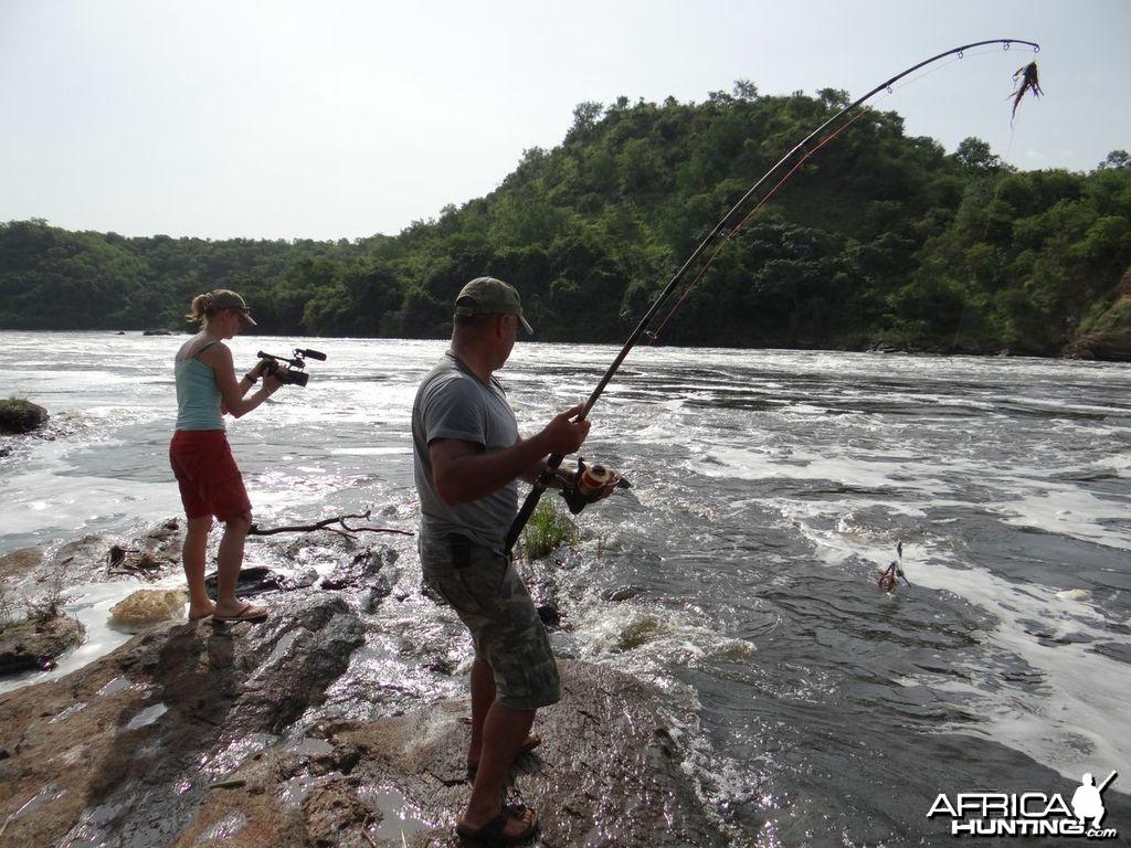 Fishing Uganda