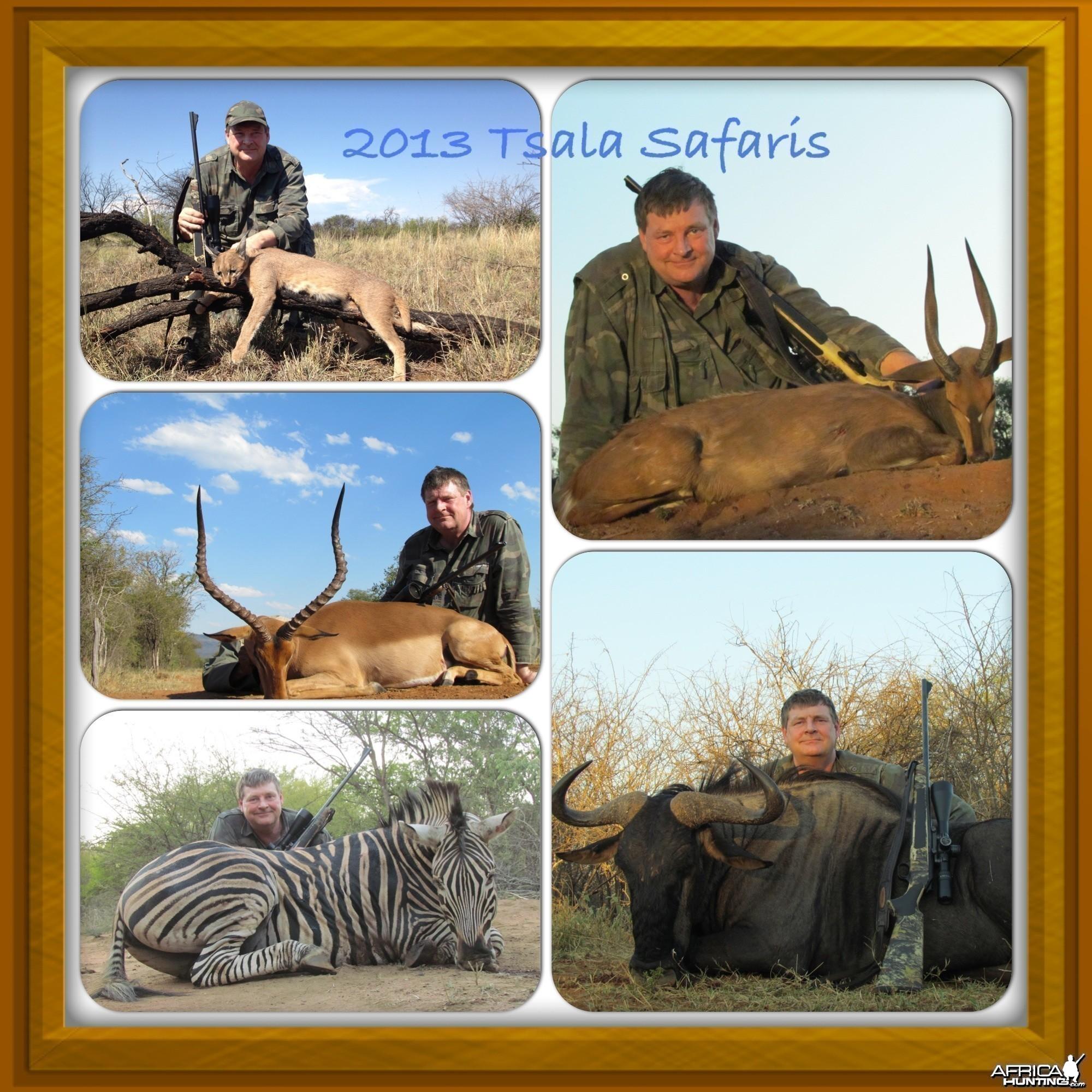 2013 hunt