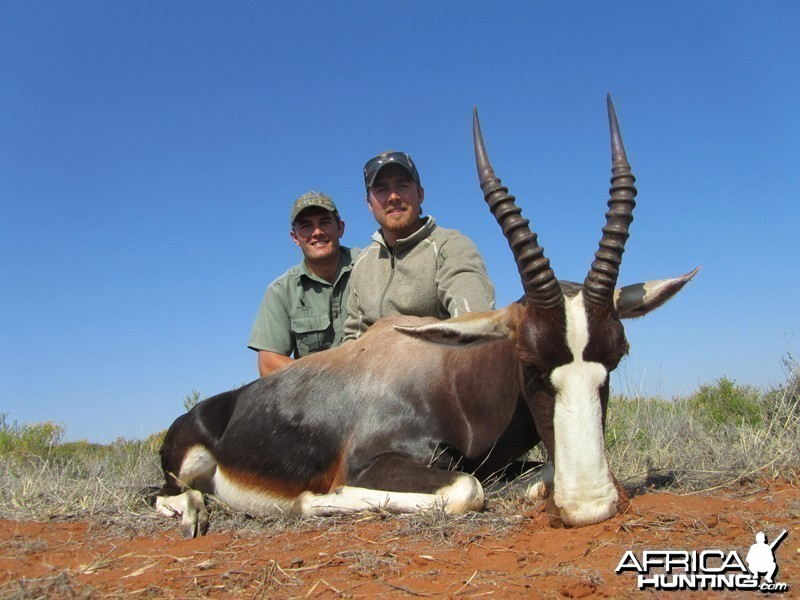hunt with Wintershoek Johnny Vivier Safaris