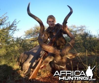 """Kudu bull 52"""""""