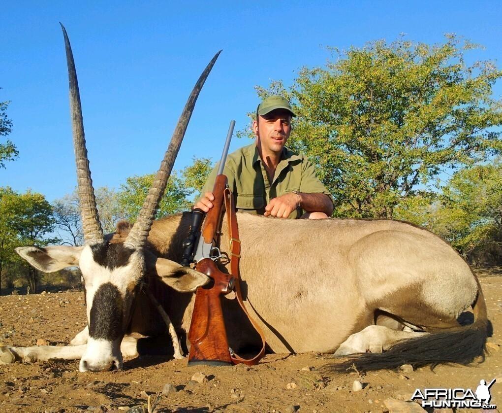 Gemsbok Namibia 2013
