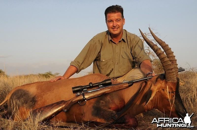 Hunting Tiang Ethiopia