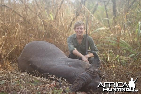 Buffalo hunt with CAWA in CAR