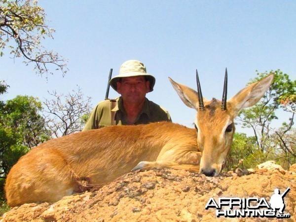 Oribi hunt with CAWA in CAR