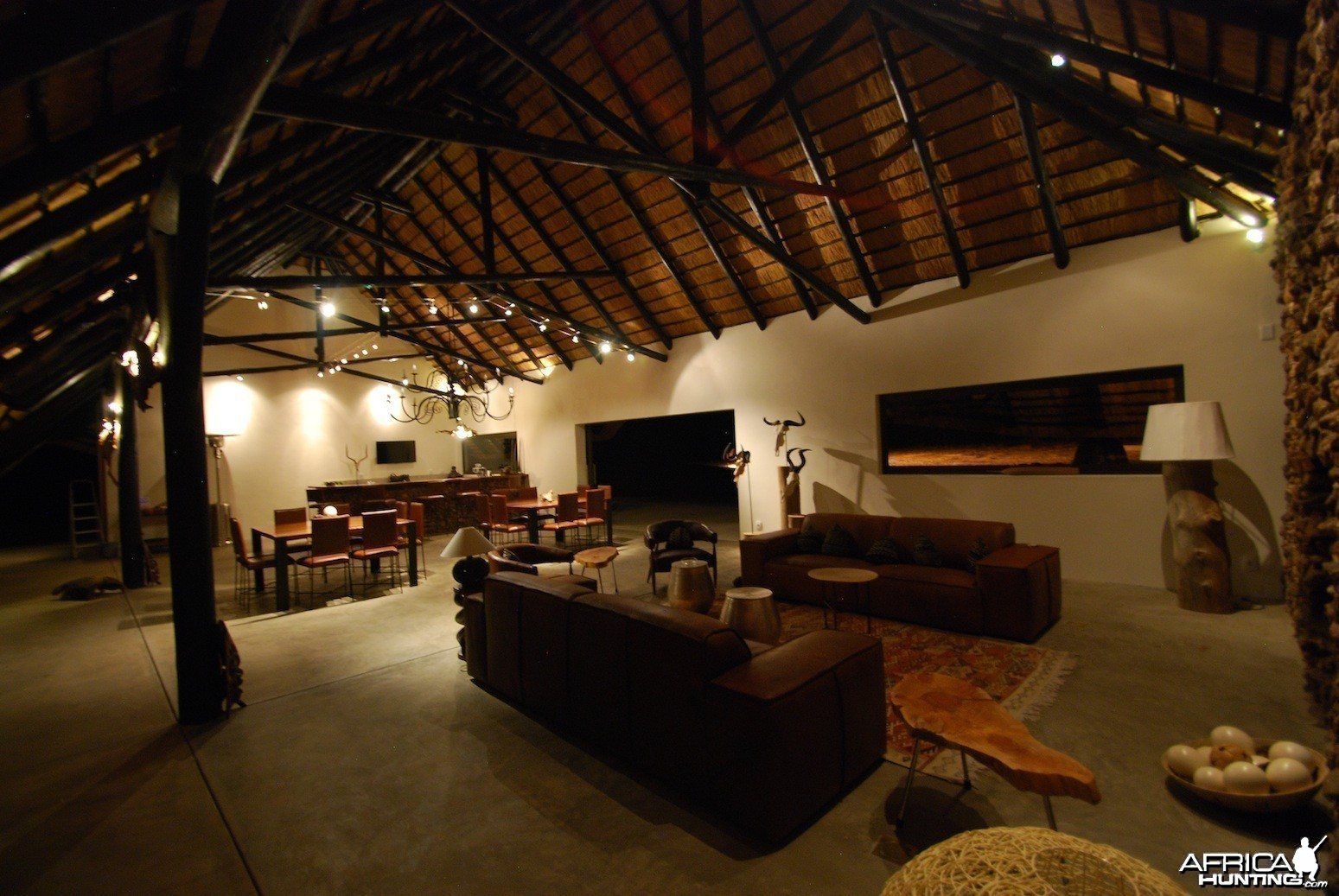 Ozondjahe Hunting Safaris Lodge